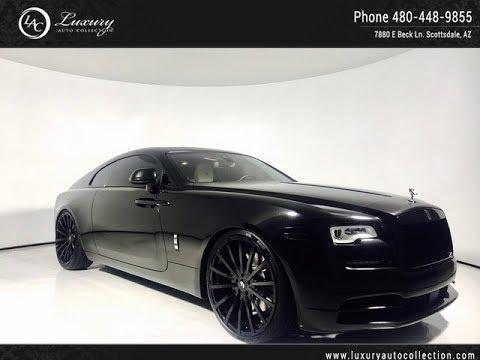 Download SS6591 | 2017 Rolls-Royce Wraith | For Sale Scottsdale, AZ