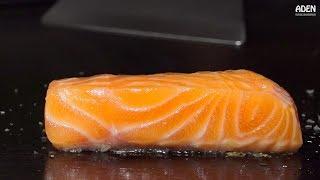 $148 Tokyo lunch - GOURMET TEPPANYAKI Wagyu Beef Steak, Salmon, Surf Clam, Yamazaki