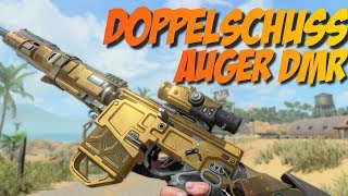 Auger DMR: Doppelschuss Agenten Mod in Black Ops 4