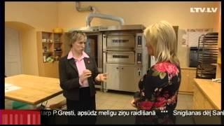 Латвийский ржаной хлеб
