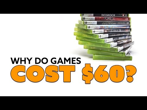 Why Do Games Cost $60? And What's With Paid DLC? - The Know