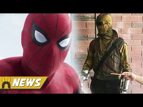 Spider-Man Homecoming FIRST LOOK At Shocker In Set Photos