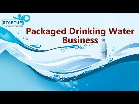 Packaged Drinking Water Business | StartupYo | Www.startupyo.com