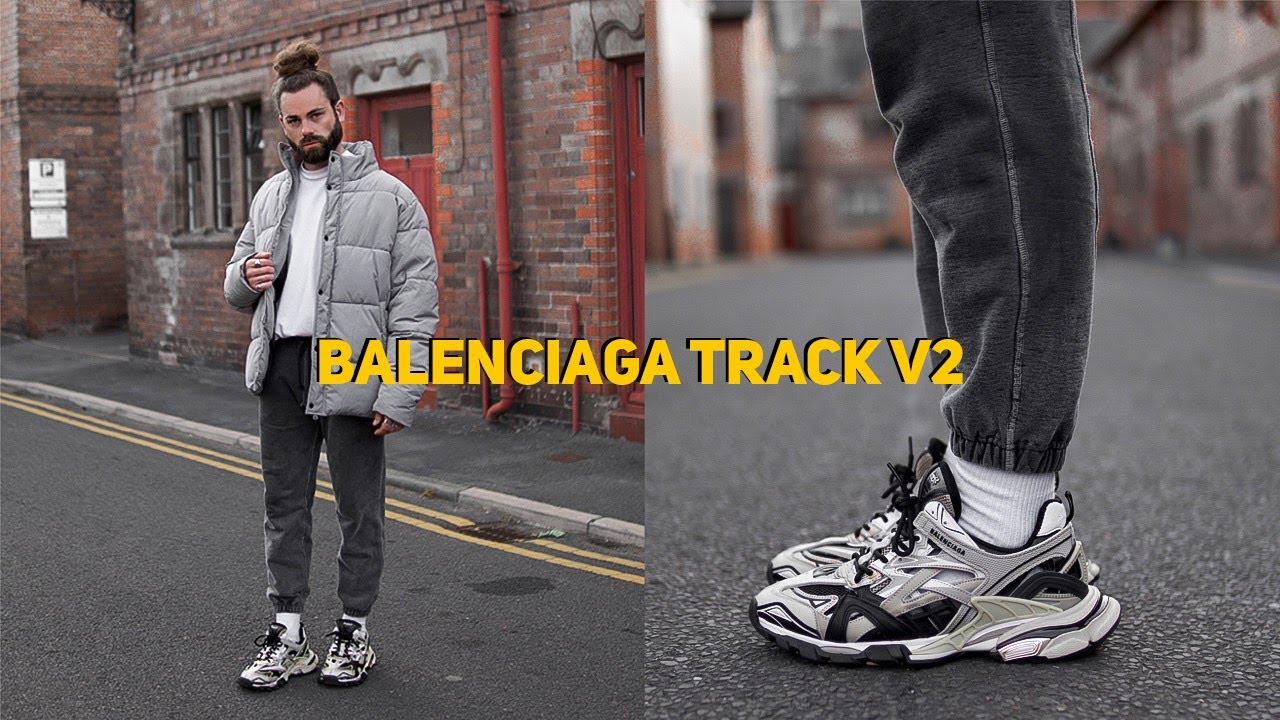 Balenciaga Track 2 Review \u0026 Outfit