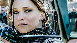 DIE TRIBUTE VON PANEM 4 Mockingjay 2 Trailer Deutsch German & Kritik Review (2015)