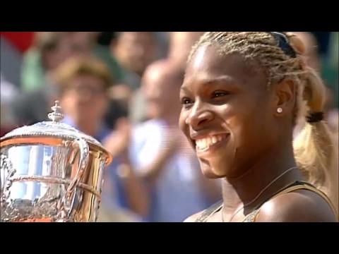 Serena Williams vs Venus Williams 2002 RG Highlights