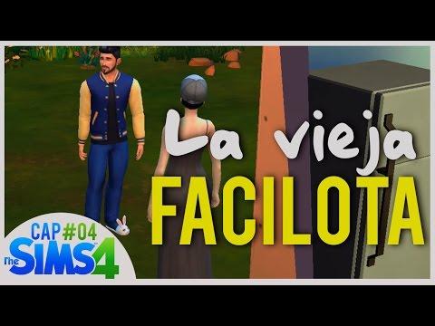 #Sims4:  Esta vieja Facilota ♥ Cap #04