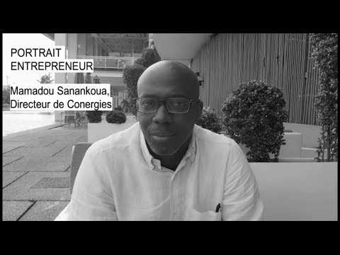 Interview Mamadou Sanankoua, Conergies