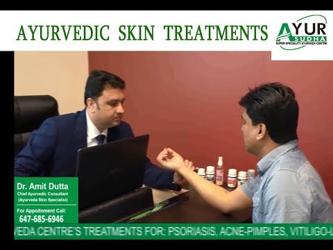 Best Ayurvedic Skin Treatments in Brampton, Canada & Jalandhar, India. AYUR-SUDHA
