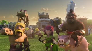 Clash of clans new movie! ❤
