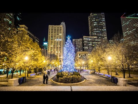 Christmas in Chicago is Spectacular