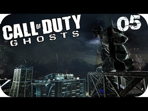 Call of Duty Ghosts #05 - Über den Wolken ★ Let's Play ★