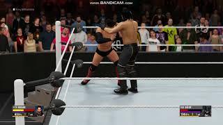 WWE 2K16 Gameplay: Finn Bálor vs. Seth Rollins