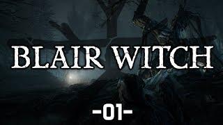 Poszukiwanie Petera #1 Blair Witch | PL | Gameplay | Zagrajmy w
