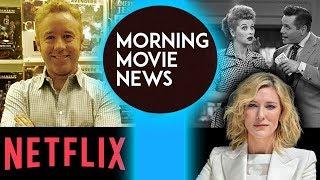 Netflix buys Mark Millar's Millarworld, Cate Blanchett Lucille Ball Movie for Amazon