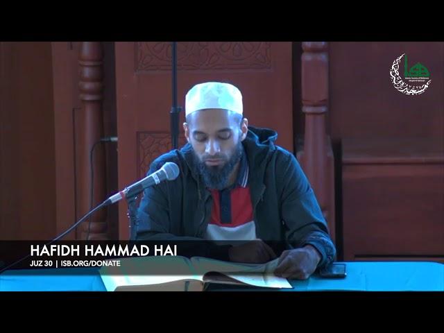Hafidh Hammad Hai | Juz 30
