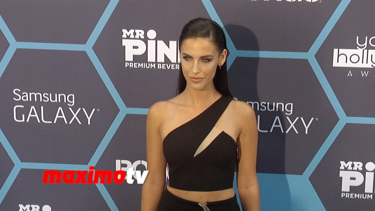 Turns! Jessica lowndes young scandal!