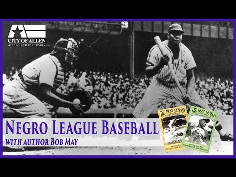 """What If…."" The Negro League Baseball 