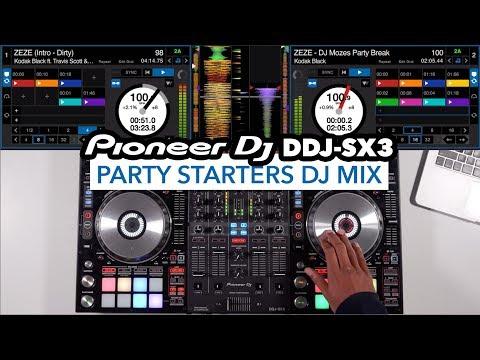 Pioneer DDJ SX3 - Party Starters DJ Mix - #SundayDJSkills