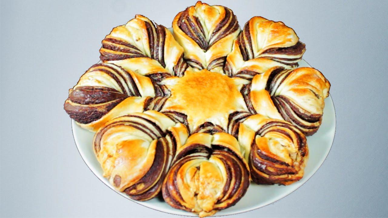 Nutella kuchen von facebook