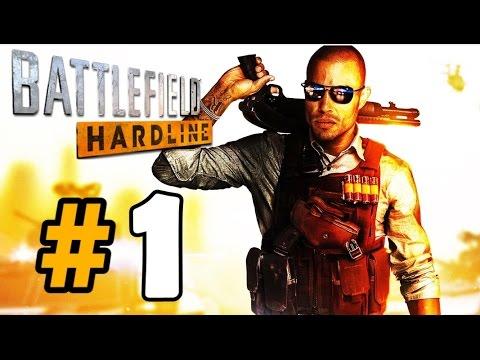 [Battlefield Hardline](PC) Ep.1: Vuelta al Cole - Campaña [1080p - Ultra Settings - 60Fps] Español