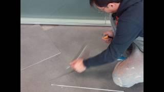 Allura Flex loose lay tiles