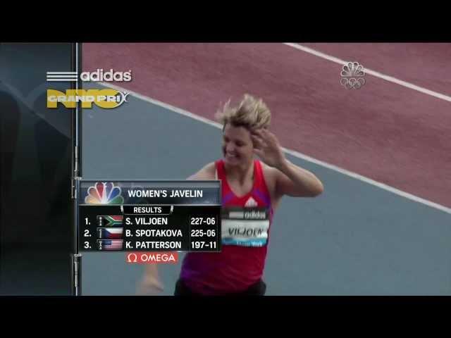 2012 adidas Grand Prix - Women's Javelin Throw