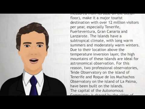 Canary Islands - Wiki Videos
