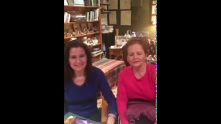 Mom and daughter share the custom scents they created with Sue Phillips