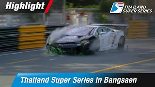 TSS in Bangsaen Thailand Speed Festival 2015 Highlight @Bangsaen Street Circuit