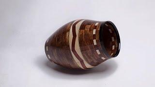 Kimula Segmented Vase