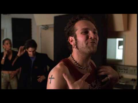 The Sopranos Episode 10 Christopher Gives Visiting Day a Beating in the Studio