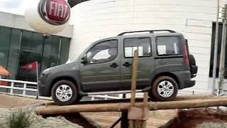 Test Drive Fiat Adventure