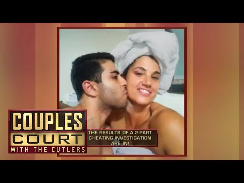 Younger Man, Older Woman (10 Minute Compilation)   Couples Court