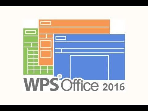 WPS Office 2016 (Kingsoft Office)