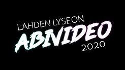 Lahden lyseon Abivideo 2020