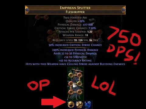 Why Eternal Orbs Were Removed From Path of Exile: 200+ Exalt Crafting Lesson | Demi 'Splains