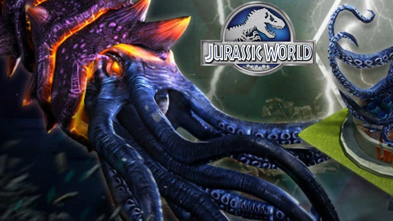 ✔️ĐẠI CHIẾN THỦY QUÁI KRAKEN | Jurassic World Khủng Long Game Android, Ios