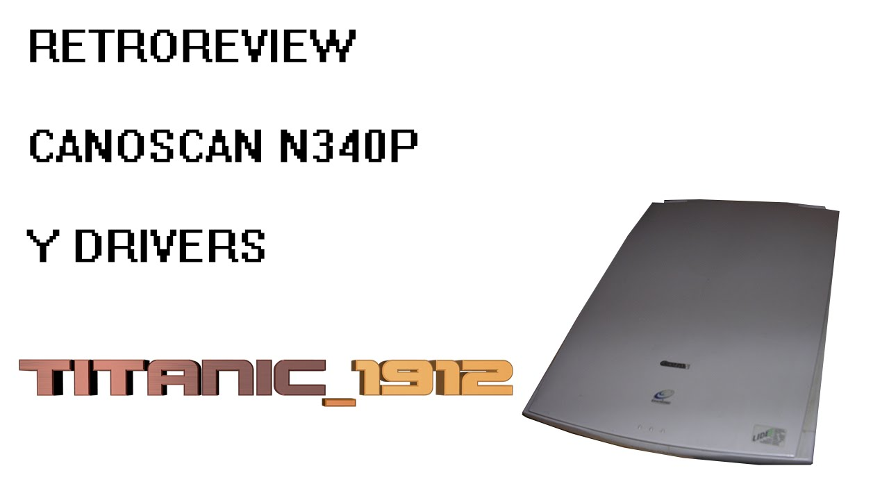 N340P SCANNER DRIVERS DOWNLOAD FREE
