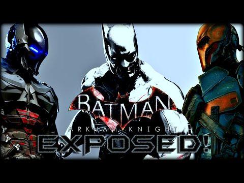 Batman Arkham Knight: Leaked Plot EXPOSED!  