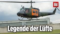 Der Heli-Opa von der Bundeswehr | Hubschrauber Bell UH-1D