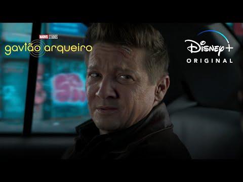 Gavião Arqueiro   Marvel Studios   Spot Oficial Dublado   Disney+