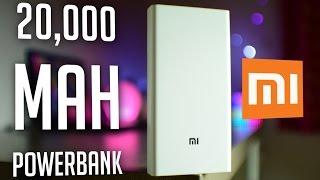 20000mAh Mi Power Bank - The Best Value !