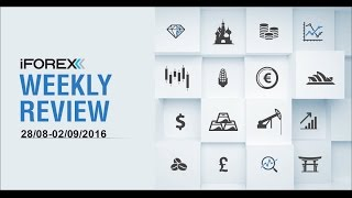 iFOREX Weekly Review 28/08-02/09/2016: Yuan, Global Manufacturing and GBP.