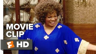 Almost Christmas Movie CLIP - The Snacks (2016) - Mo'Nique Movie