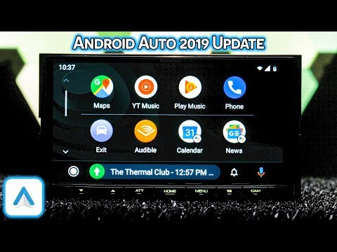 Android Auto Update 2019 - Exciting Changes!!!