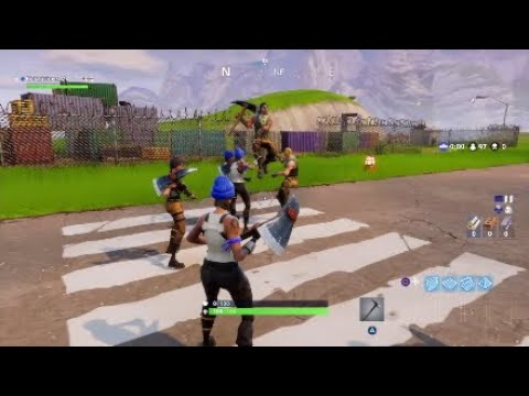 Fortnite Crossbow noscope plus cult dance
