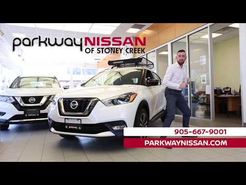 2019 Nissan Kicks Clear Out Event! with FREE Winter Tires!