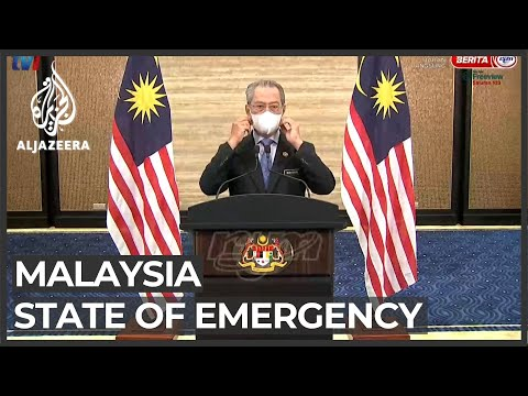 Malaysia declares state of emergency over COVID-19