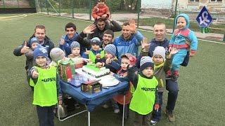 "Школа футбола для дошкольников ""Чемпион"""